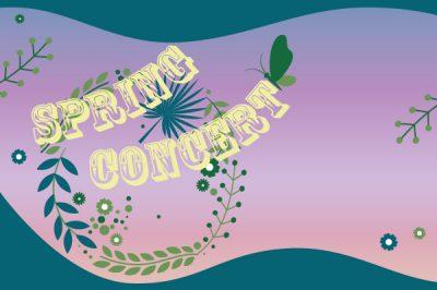 Spring Concert logo