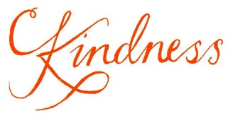 Title graphic-Kindness