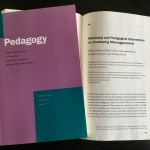 """The article """"Rhetorical and Pedagogical Interventions for Countering Microaggressions"""" as it appears in the print publication of Pedagogy."""
