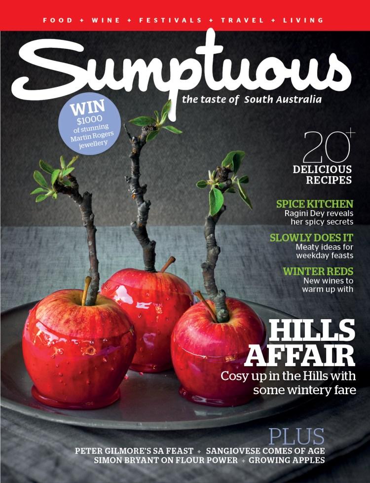 Sumptous, Magazine, Hardie Grant Media