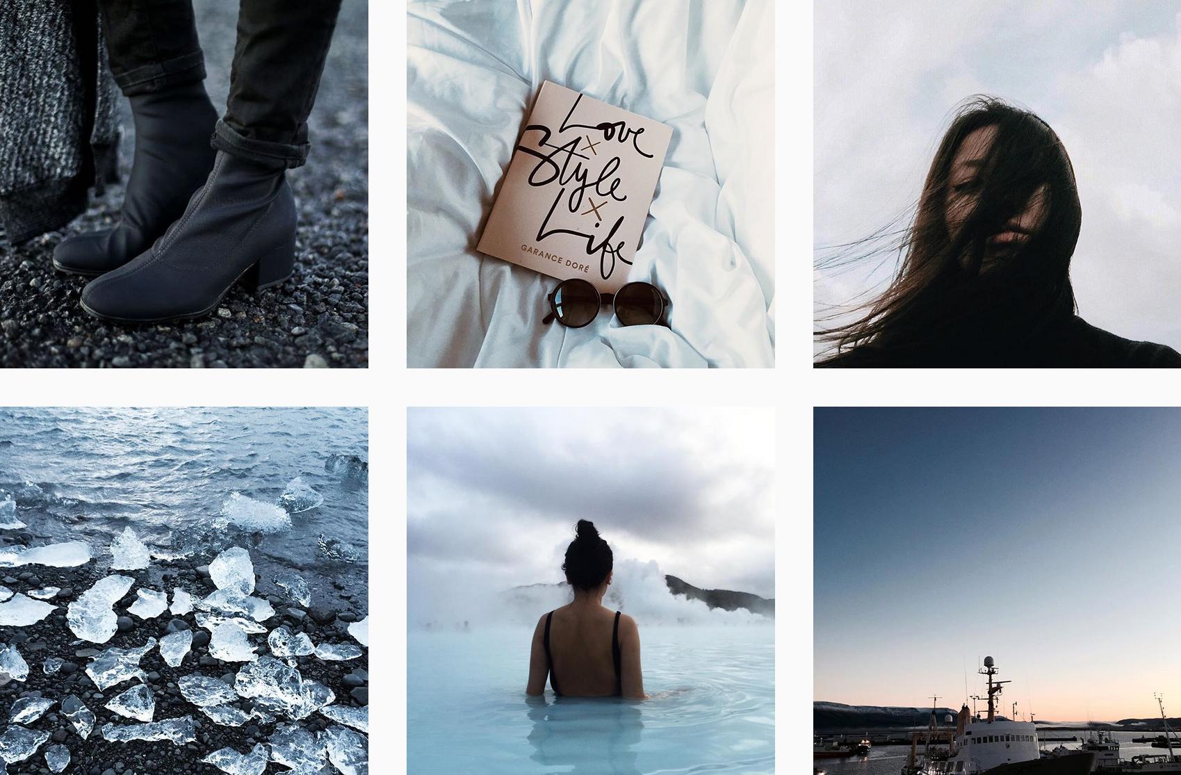 Best Lifestyle Instagram Iceland Instagram Travel Diary I