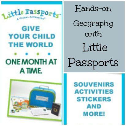Little Passports homeschool geography