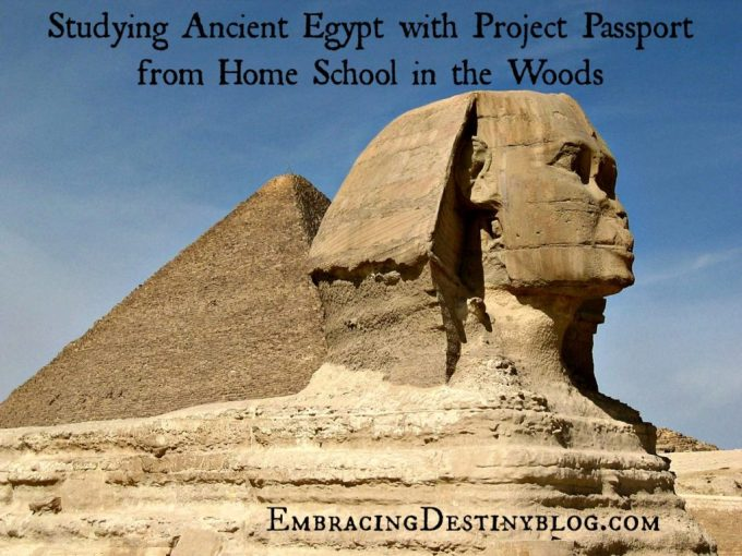 Studying Ancient Egypt with Project Passport