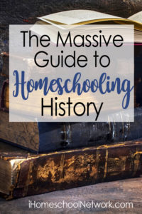 iHomeschool Network Massive Guides to History