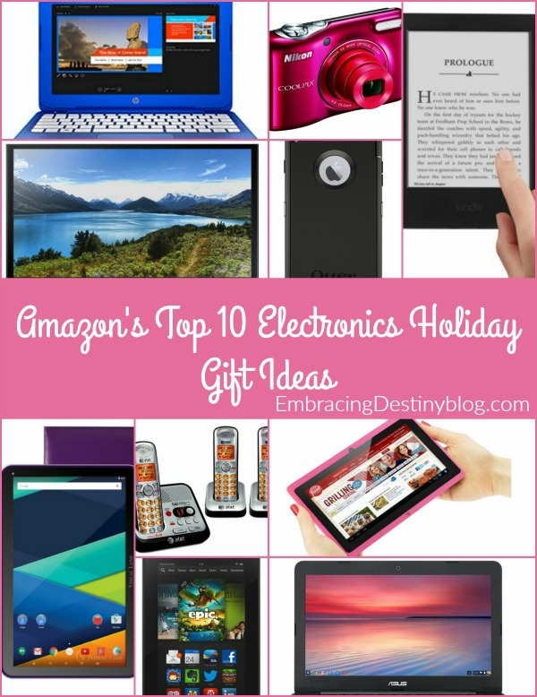 Top 10 Electronics Gift Ideas | Heart and Soul Homeschooling