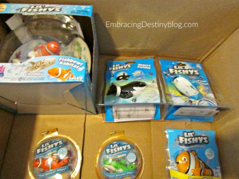 lil fishys bath toys pool toys