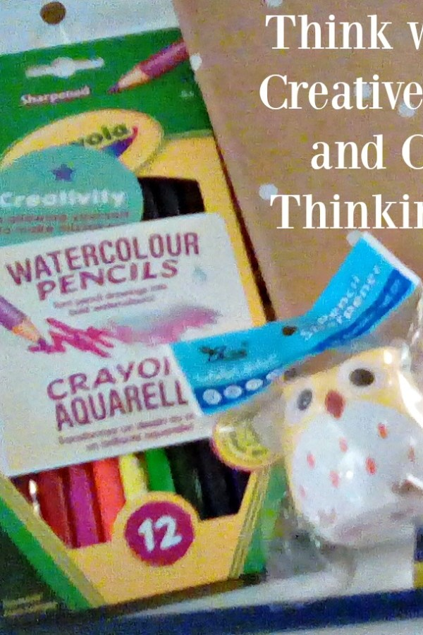 Think with Art: Creative Projects and Critical Thinking Skills