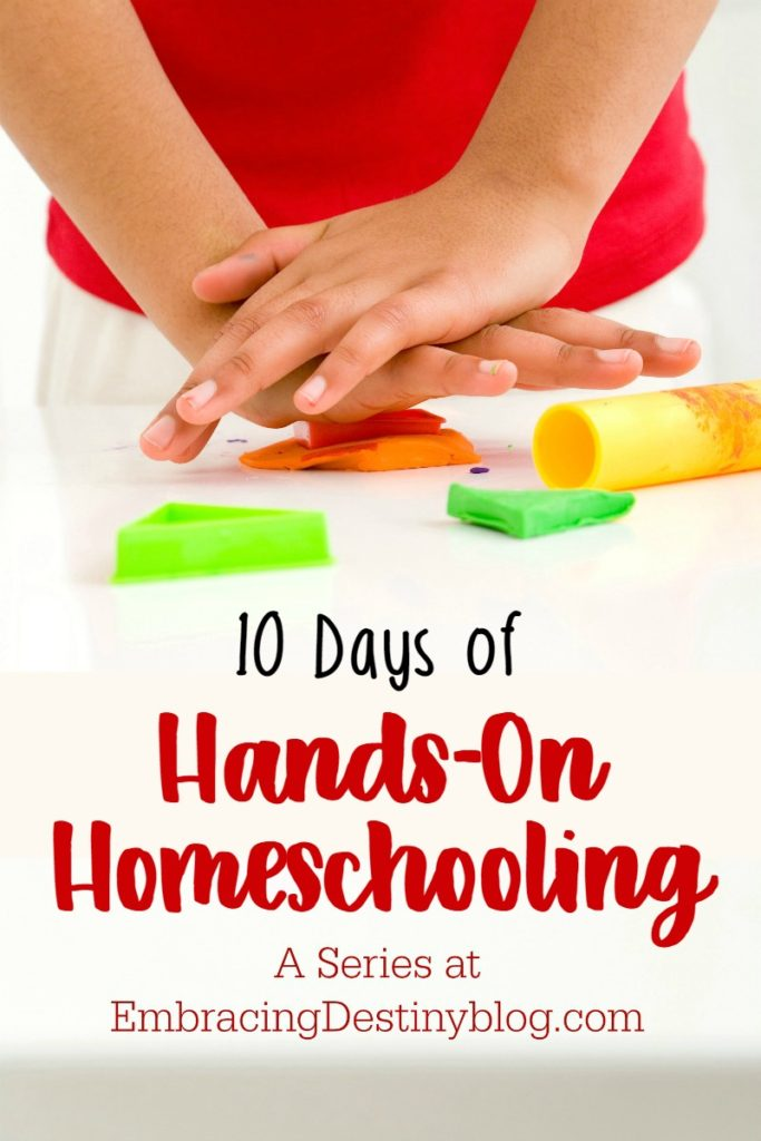 Hands-on homeschooling | 10 days of hands-on homeschooling projects