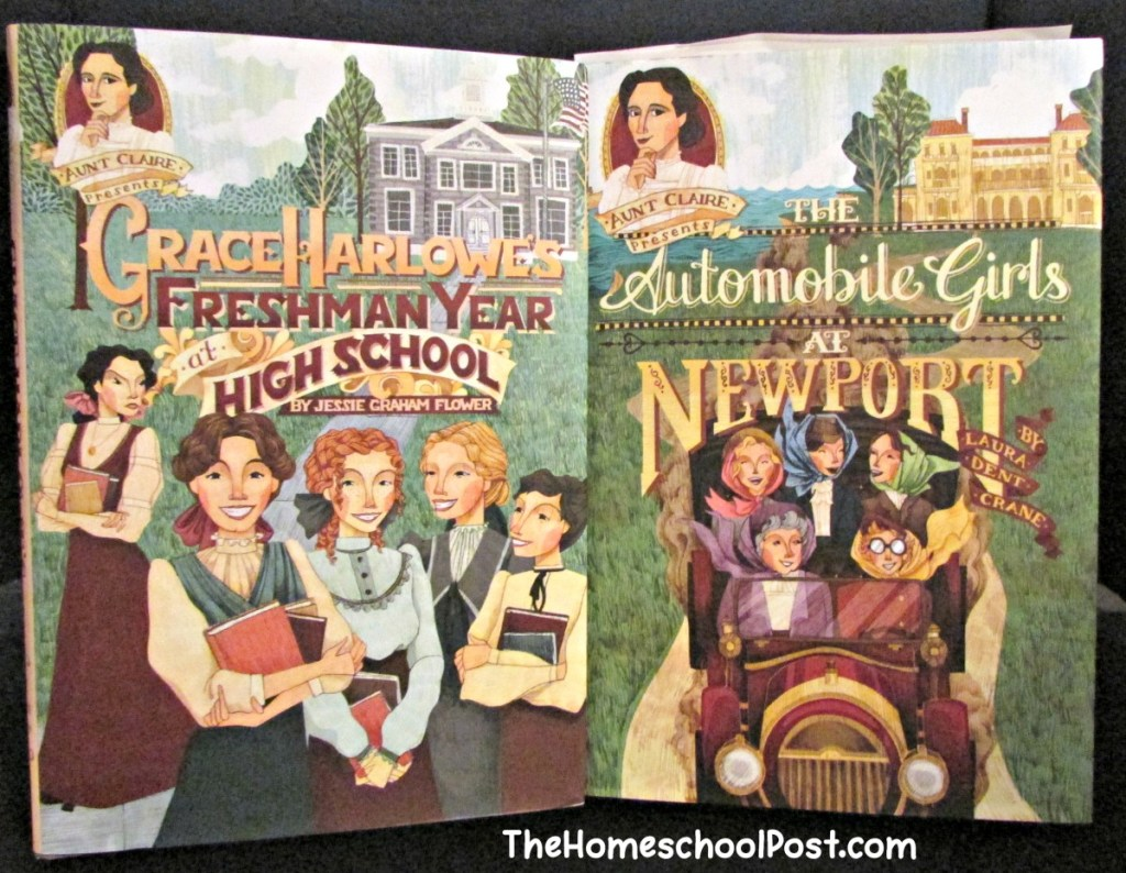 Aunt Claire presents books | historical fiction