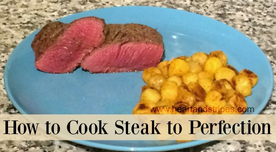 How to Cook Steak to Perfection