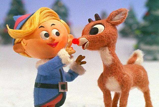 Rudolph guides the way with his moon reports