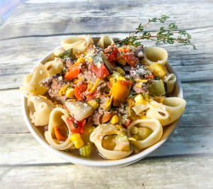 One Pot Beef Vegetable Soup