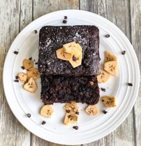 Healthy & Delicious Dark Chocolate Chip Banana Bread
