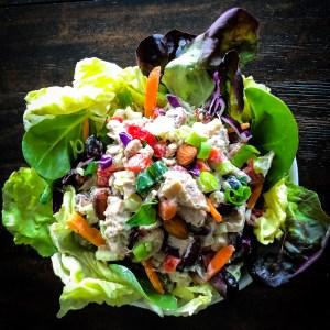 Healthy Heart Chicken Salad