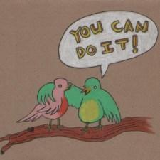 Always Bring Encouragement