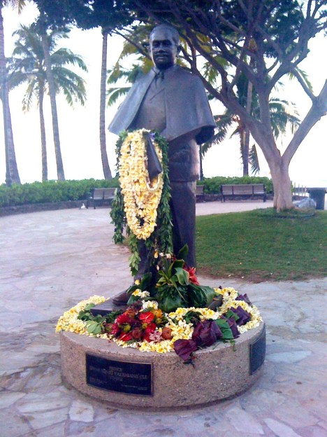 Coping with Grief, Prince Kuhio Day