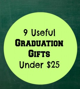 9 useful graduation gifts