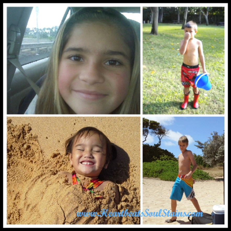 Fun in the sand and sun take a glimpse of our life through pictures