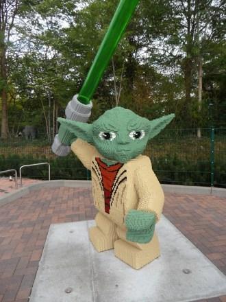 Enlightenment found through the words of Yoda.  Quotes, scriptures words of enlightenment