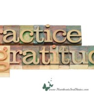 Inspiration Found Everywhere:  Practicing Gratitude