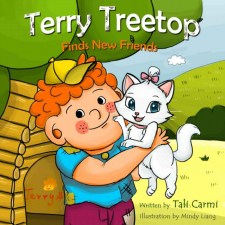 Terry Treetop Finds New Friends by Tali Carmi {Review}
