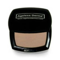 Ageless Derma Pressed Mineral Foundation in Sea Shell