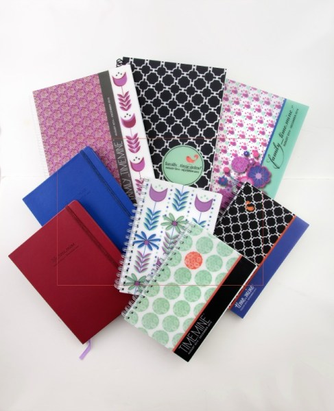 They have a wonderful selection of different day planners over at Dotmine Day Planners