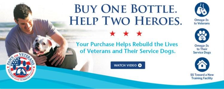 Paws for Veterans