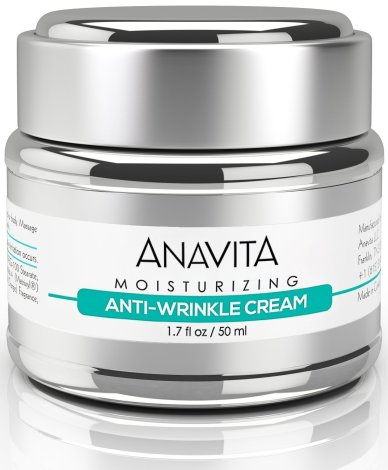 Moisturizing Anti-Wrinkle Cream