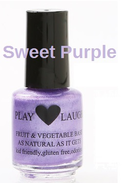 sweetpurple Natural Peel Off Nail Polish