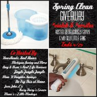 The Spring Clean Giveaway #Verilux #Viatek