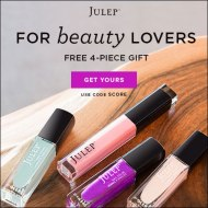 Julep Maven Welcome Box for Beauty Lovers
