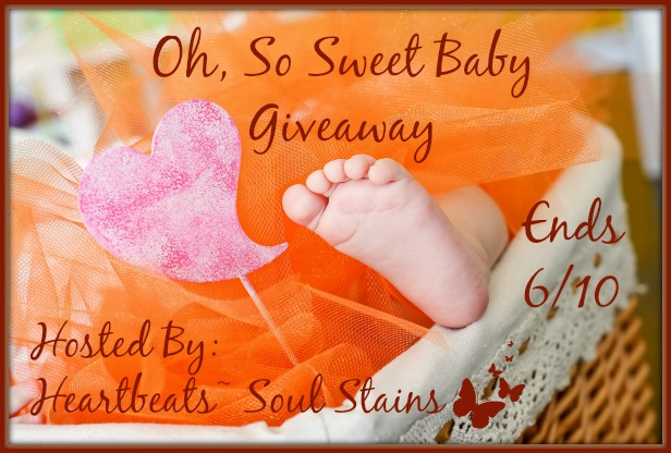 Oh, So Sweet Baby Giveaway