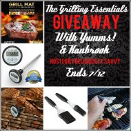 The Grilling Essentials Giveaway