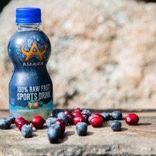 100% Raw Fruit Sports Drink By AMARA