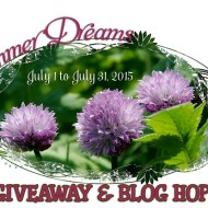 Summer Dreams Giveaway & Blog Hop