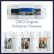 Creo Originals Kickstarter Giveaway #CreoOriginals