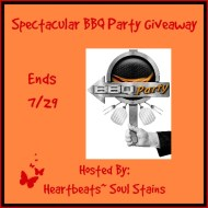Spectacular BBQ Party Giveaway #GrillinUpGiveaways