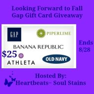 Looking Forward to Fall Gap Gift Card Giveaway #Forward2Fall