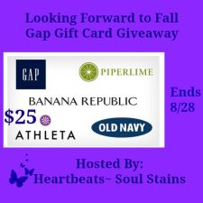 Looking Forward to Fall Gap Gift Card Giveaway #Forward2Fall
