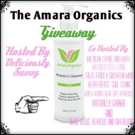 The Amara Organics Giveaway