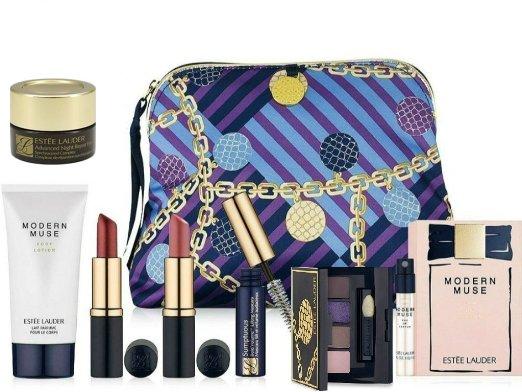 estee lauder skin care & makeup set Giveaway