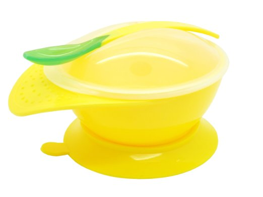 suction bowl and spoon 1