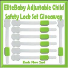 Child Safety Lock Set Giveaway