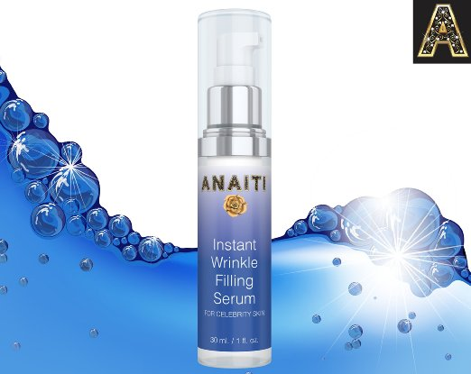 anaiti instant wrinkle filing serum