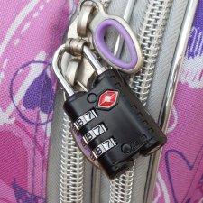 TSA Approved Luggage Lock By Sureina