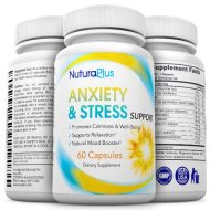 Stress & Anxiety Support By NuturaPlus
