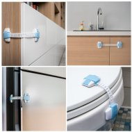 Child Safety Cabinet Locks By The Baby Lodge
