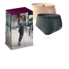 Freedom Never Felt So Good #Underwareness with Depend Silhouette Active Fit Briefs
