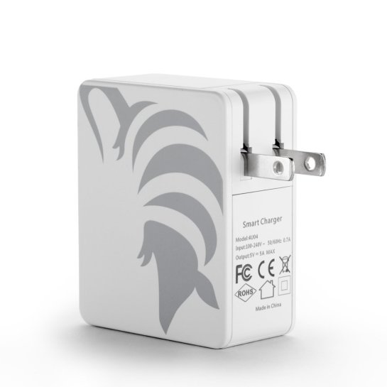 Ultra Fast Portable Wall Charger